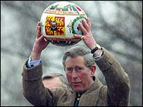 Shrovetide Football